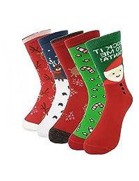 Animal Women Girl Cat Socks, TMVOK Funny Casual Novelty Cotton Warm Socks