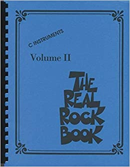 Book The Real Rock Book - Volume 2 (2013-03-01)