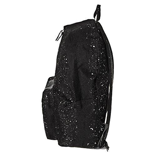 Blue Banana Alternative Fashion - Bolso mochila  de material sintético para mujer negro negro One size