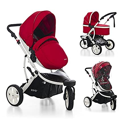 COCHECITO bebé 5 en 1. INCLUYE: Capazo + Silla + Mosquitera ...