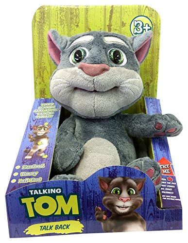 Dragon I Toys Animated Talking Tom