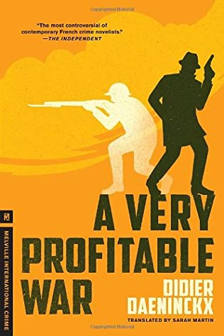 book cover of A Very Profitable War