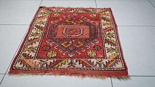 Turkish Rug, Anatolian Rug, Vintage rug, Handwoven Vintage Rug, Home Docor,