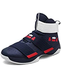 Couple Mens Womens High Top Running Shoes Fashion Sneaker,Basketball Shoes