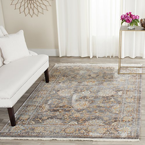 Safavieh Vintage Persian Collection VTP469L Oriental Light Brown and Multi Area Rug (3' x ()