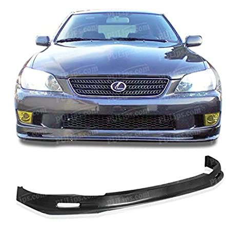 PULIps LXIS00MGNFAD   MG Style Front Bumper Lip For Lexus IS300 2000 2005