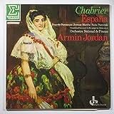 """CHABRIER : Joyeuse Marche , Danse Slave """"Le roi malgre lui"""" , Suite Pastorale , Gwendoline , Bourree Fantasque , Espana"""