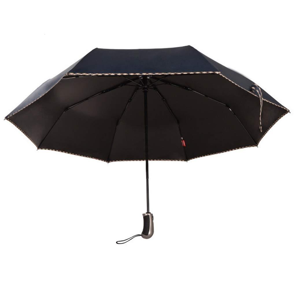 LWT 傘折りたたみ補強防風晴れた日雨デュアルユース傘ビジネス日焼け止め42.5×26in B07SR7FX3C