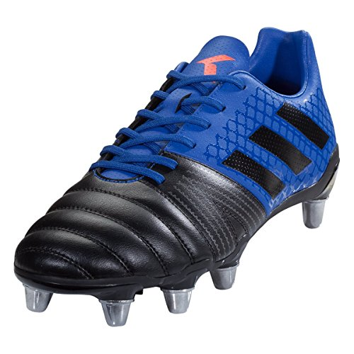 Elite Rugby Boots (adidas Kakari SG Rugby Boots, Blue, US 12.5)