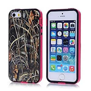 Mini - Colorful Pattern Soft TPU Protective Case for iPhone 5/5S