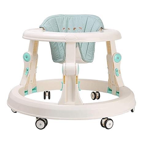 FLWVDFG Andador para bebé, Herramienta para niños multifunción ...