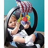 BeeSpring Kid Baby Crib Cot Pram Hanging Rattles