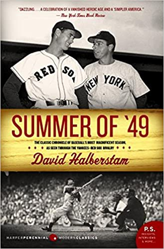 Summer Of 49 By David Halberstam Jeverett15 Book Review