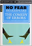 The Comedy of Errors, William Shakespeare and SparkNotes Staff, 1411404378