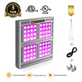 Led Grow Light MARS HYDRO Full Spectrum Grow Lights for High Yield Indoor Plants Veg and Flower Plant Lights for Hydroponics (Pro II Epistar1600W )