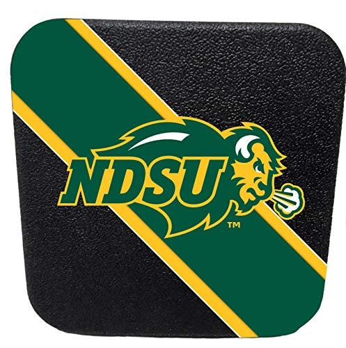 (North Dakota State Bison Rigid Rubber Hitch Cover Plug Trailer Auto University)
