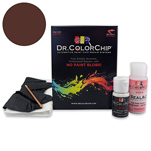 Dr. ColorChip Honda Accord Automobile Paint - Tiger Eye Pearl YR594P - Basic Kit