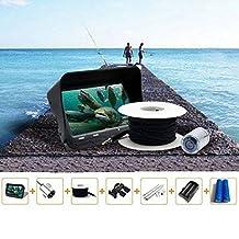 Bazaar Visual Fish Finder Underwater Fishing Camera Night Fishing Device