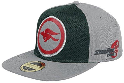 Gris Fox Snapback gris Negro Cap Logo negro Star qH1xBFwx