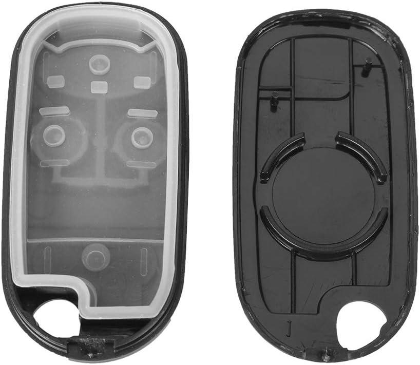 Rsfow chiave a distanza di Fob Shell Pad compatibile con Honda Civic CRV Accord Jazz Jazz RV 2/tasti di ricambio