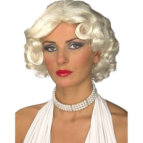 Hollywood Adult Wig (Hollywood Platinum Wig)