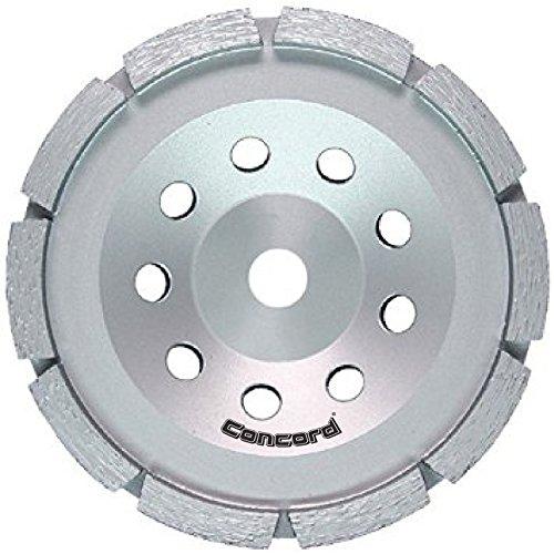 (Concord Blades GCS070ACP 7 Inch Single Row Diamond Cup Wheel with 7/8