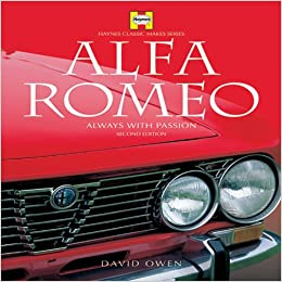 alfa romeo always with passion classic makes series