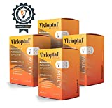 Vivioptal Multi 1 Year Supply - Multivitamin & Multimineral Supplement - Lipotropic Substances & Trace Elements