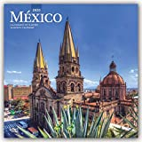 Mexico 2020 Calendar (Spanish and English Edition)