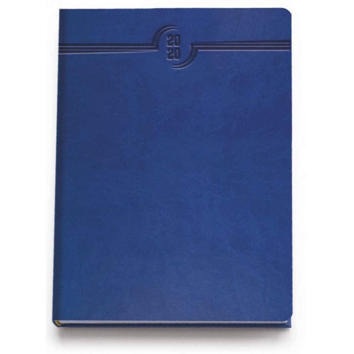 Agenda settimanale 2020 AGENDEPOINT.IT/® termovirante 17x24 blu