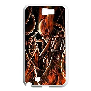 Personalized Creative Ghost Rider For Samsung Galaxy Note 2 N7100 LOSQ332490