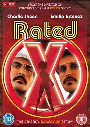 Tylko dla dorosłych / Rated X (2000)PL.DVDRip.XviD-H1 / Lektor PL