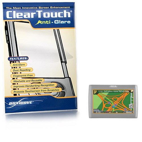 Garmin Nuvi 650 Screen Protector, BoxWave [ClearTouch Anti-Glare] Anti-Fingerprint, Scratch Proof Matte Film Shield for Garmin Nuvi 650