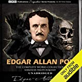 Edgar Allan Poe was one of the most prolific authors of his time, eventually gaining recognition for his tales of horror and his uncanny ability to paint a macabre picture with words.  The Complete Works Collection of Edgar Allan Poe contains over 15...