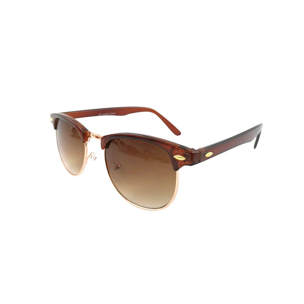 ASVP Shop® Classic Retro 1980's Vintage Sunglasses Full UV400