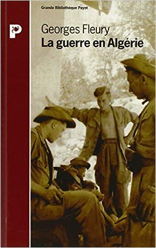 La Guerre en Algérie pdf ebook