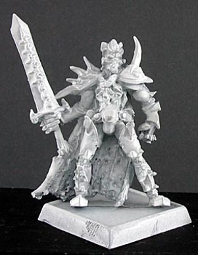 Reaper Dauron Necropolis Hero Miniature 25mm Heroic Scale Warlord Miniatures