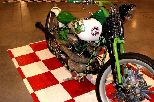1M Swisstrax, RT.CKR.B y con pre-diseñadas 18 RibTread azulejos de la motocicleta cojín-negro y blanco a cuadros/de bordes...
