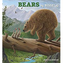 Bears by Bissell 2019 Wall Calendar