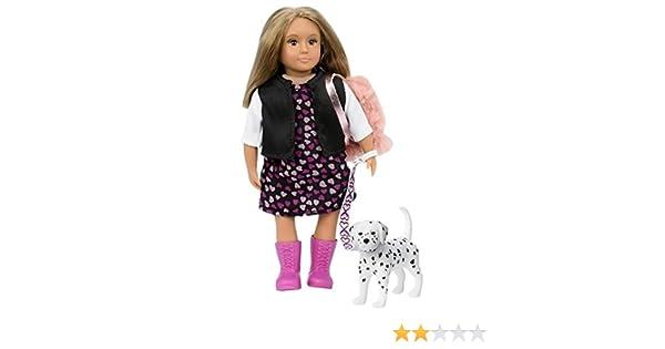 "6/"" Fashion Doll — /""Autumn/"" — New in Box — Lori Fashion series by Battat"