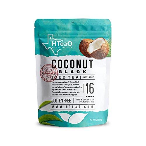 HTeaO Iced Tea (Coconut Black, 16 CT)