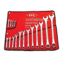 ITC Tools20216 16-Piece Metric Combination Wrench Set
