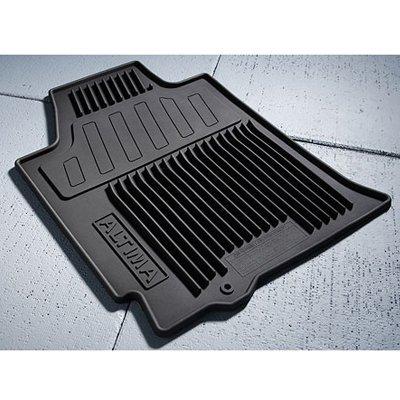 Amazon.com: Nissan 2009 2010 2011 Altima All Season Black Floor Mats, 4pc, Genuine Parts: Automotive