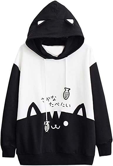 Men/'s Women/'s Hoodies Pullover Jumper Sweater Casual Sweatshirt Long Sleeve Tops