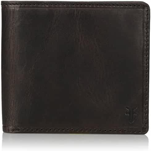 FRYE Men's Logan Antique Pull-Up Billfold Wallet