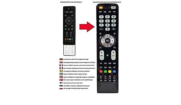 Mando a Distancia de Repuesto para IKEA UPPLEVA TV: Amazon.es: Electrónica