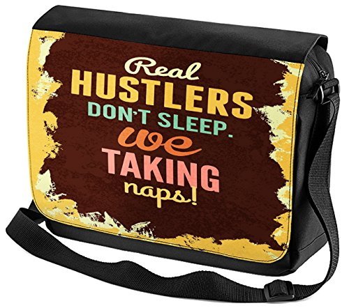 Umhänge Schulter Tasche Retro Schlaf bedruckt