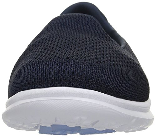 Skechers Rendimiento ir paso Shift Caminar zapato Navy/White