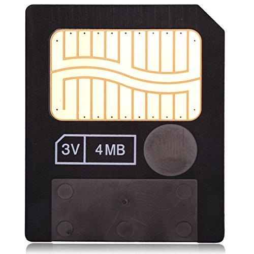 4MB 3v 3.3 Volt SmartMedia Card SM Memory Made in KOREA