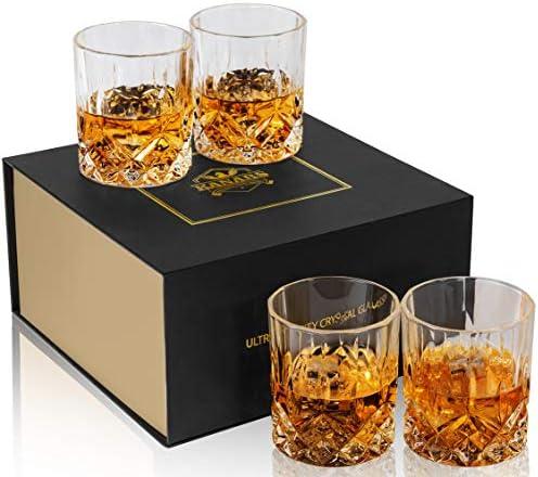 KANARS Double Fashioned Whiskey Glasses product image